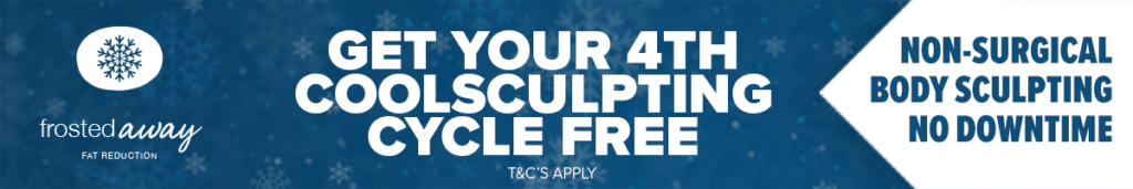 CoolSculpting Canberra - 4th Cycle Free